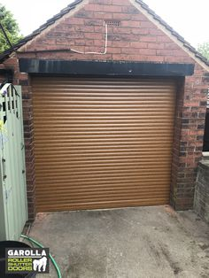 A new roller shutter from Garolla will enhance your garage's overall design. Our single garage roller door & double garage door prices contain expert measuring, fitting & VAT. Roller Doors, Roller Shutters, Single Garage Door, Garage Doors Prices, Electric Rollers, Door Quotes, Shutter Colors, Garage Door Installation