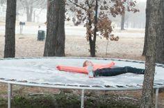 Snow Angel 2/7/2014 | KETK | East Texas News, Weather and Sports | Tyler, Longview, Jacksonville