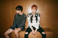 BTS CONCEPT PHOTO: JIMIN + SUGA