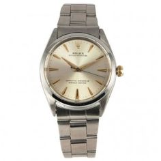 Rolex Stainless Steel Oyster Perpetual Wristwatch Ref 1003 circa 1963