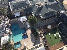 QT Gold Coast Pool view