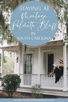Montage Palmetto Bluff in South Carolina Review Usa Travel, Travel Tips, Montage Laguna Beach, Palmetto Bluff, Live Oak Trees, Pool Service, Beautiful Hotels, Hotels And Resorts, Outdoor Activities