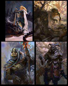 Fantasy Races