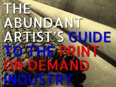 Selling prints can feel like a daunting task. Just the act of simply trying to figure out how to get your pieces printed can seem insurmountable. Guide to Print on Demand (POD)You may not want to print them yourself. In that case you may want to consider Tips And Tricks, Craft Business, Creative Business, Business Ideas, Etsy Business, Selling Art Online, Online Art, Sell My Art, Statements