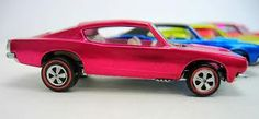 'Cuda Redline Hot Wheel.