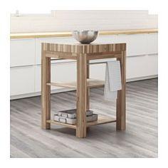SKOGSTA Butcheru0027s Block Table, Acacia   IKEA