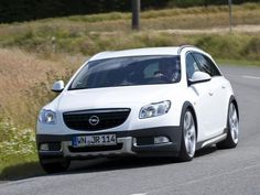 2012 Opel Insignia Cross4 1.6 Turbo by Irmscher Tuning #irmscher #opel #tuning