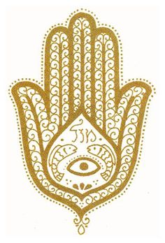 Hamsa - Protection against the Evil eye