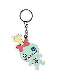 HOTTOPIC.COM - Disney Lilo & Stitch Scrump Key Chain
