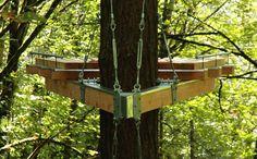 Meditation Treehouse