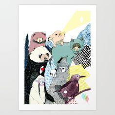 ART Print by Julia Pott