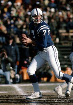 Bert Jones, Baltimore Colts