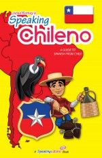 Speaking Chileno by Jared Romey Cover
