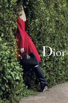 The French brand is returning to Versailles for a third installment of their 'Secret Garden' film series.  According to a report in WWD, Dior is returning to the 'Secret Garden' with a new film by top fashion photography duo Inez van Lamsweerde and Vinoodh Matadin.