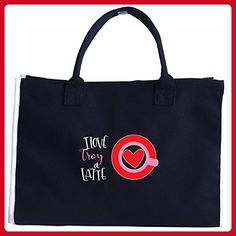 I Love Troy A Latte Valentines Day Gift For Women - Tote Bag - Totes (*Amazon Partner-Link)