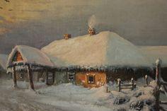 Kryzhitsky-Konstantin-Yakovlevich-Zimni-podvecer-cca-100x80-cm-olej-na-platne-detail.jpg (1728×1152)