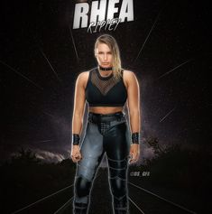 Rhea Ripley Women Beautiful Women Women S Top