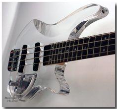 See-thru bass!!! I want it!!!!!