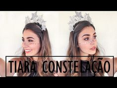DIY Tiara Constelação para o CARNAVAL, My Crafts and DIY Projects