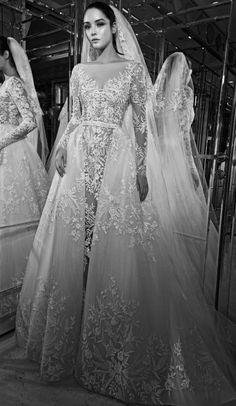 Wedding Dress: Zuhair Murad 2017