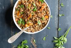 My Quick and Easy Miso, Carrot and Quinoa One-Pot is full of goodness. It's great for glowing skin, gut health and a fab source of veggie protein.
