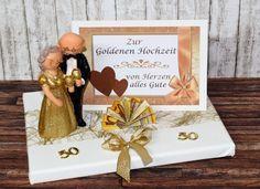 Geldgeschenk Goldene Hochzeit Geldgeschenk Goldene