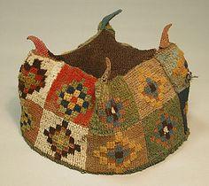 Huari, Peru, 7th-9th century. Four-Cornered Hat