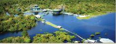 Amazon Rainforest Hotel | Ariau Amazon Towers Hotel | Rainforest near Manaus, Brazil