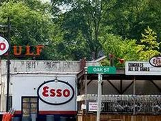 Esso club in Clemson...one of Clemson's most famous venues. Come here for a night of shag dancing, tossing back bottles of beer, hanging out with lifelong friends....ALWAYS a good time. To the rest of the world the Esso is an old gas station chain. To the Clemson family, it's the most famous place to have a good time