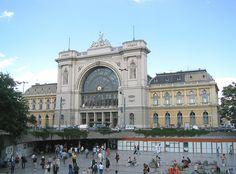 Budapest -Stazione ferroviaria