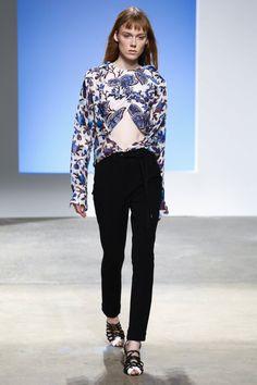 Thakoon Ready To Wear Spring Summer 2016 New York - NOWFASHION