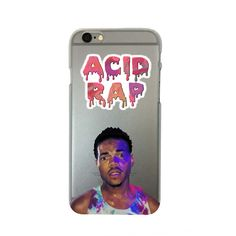 Chance The Rapper Acid Rap iPhone 7 and 7 Plus Phone Case ($14) ❤ liked on Polyvore featuring accessories and tech accessories