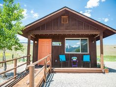 Cabin vacation rental in Emigrant, MT, USA from VRBO.com! #vacation #rental #travel #vrbo
