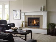 Regency Bellavista B36XTCE gas fireplace - fireplaces - vancouver - Regency Fireplace Products