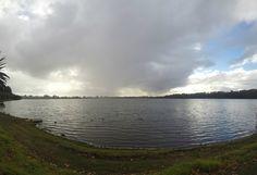 Lake Monger Perth facing north