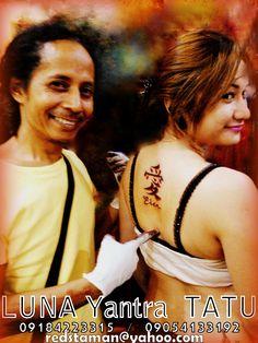 Beautiful Personalized Tattoo Art