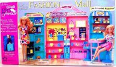 Meritus Play Store Fashion Mall Playset Barbie Size | eBay