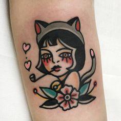 Forarm Tattoos, Sleeve Tattoos, Cool Tattoos, Old School Tattoo Designs, Traditional Tattoo Art, Witch Tattoo, Tatuagem Old School, Piercing Tattoo, Future Tattoos