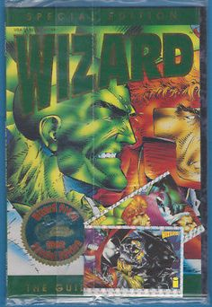 Wizard comics magazine 152 joe quesada wolverinespider man wizard the guide to comics special edition 1992 sdcc variant sealed wcards fandeluxe Gallery