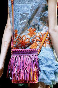 Tendencias carteras moda 2012 DETALLES Christian Dior