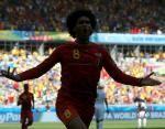 M., 17 JUN 2014   BELGICA vs ARGELIA, GANO BELGICA 2-1 - Bélgica vs. Argelia: Los rojos se impusieron por 2 a 1 en Mundial Brasil 2014 (VIDEO)