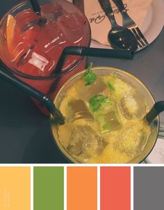 [color inspiration & photo by SISING] beverage, grapefruit ade, citron ade,  fresh