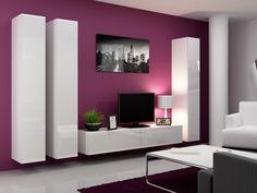 SOHO CAMA High Gloss Living room furniture set. Polish Cama meble ...