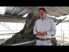 El Caballito, química aplicada a la restauración - El químico Javier Vázquez Negrete, maestro en la ENCRyM, habla sobre la química aplicada al diagnóstico y limpieza de la estatua