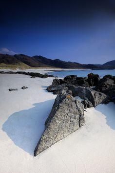 Sanna Bay, Ardnamurchan Scotland. Our article on 19 of the best European beaches: http://www.europealacarte.co.uk/blog/2011/03/28/best-beaches-europ