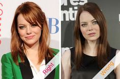 """PERFECT article on """"The Right Haircuts for ROUND Face Shapes"""" 
