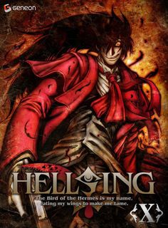 Watch Hellsing Anime Online Subbed. The vampire Alucard and his newly sired ward Seras tries to protect England from a war-crazed SS-Major who seeks to start an eternal war with his vampire army. Manga Anime, Anime Art, Sir Integra, Seras Victoria, Hellsing Alucard, The Blues Brothers, Black Butler Kuroshitsuji, Ghost Rider, Anime Love