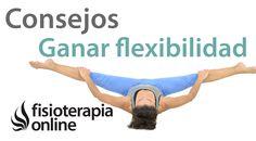 Ganar flexibilidad en las piernas - 10 ejercicios fundamentales