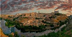 Toledo, Spain ~ one of the most amazing places I've ever been!