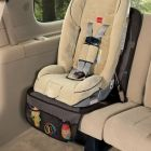 diono radian car seat. I am dreaming of three across in my Toyota sienna! It is super narrow! Yeah! I wonder if I could do two with a britax blvd?